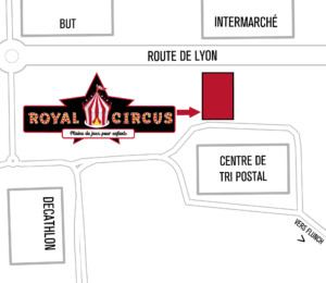 Plan Royal Circus