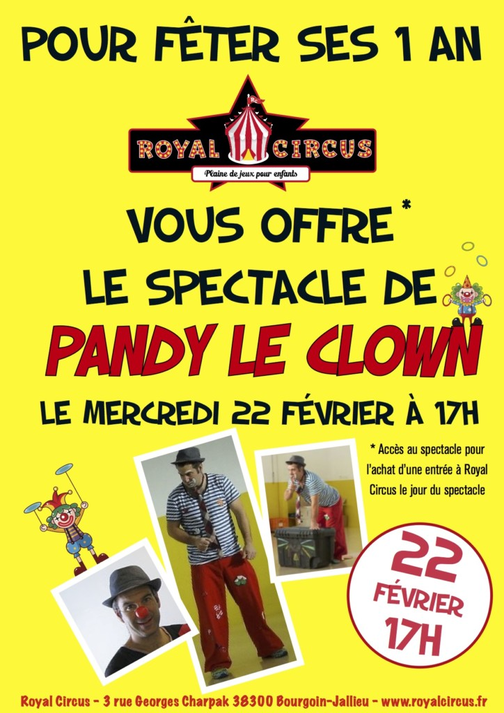 spectacle pandy